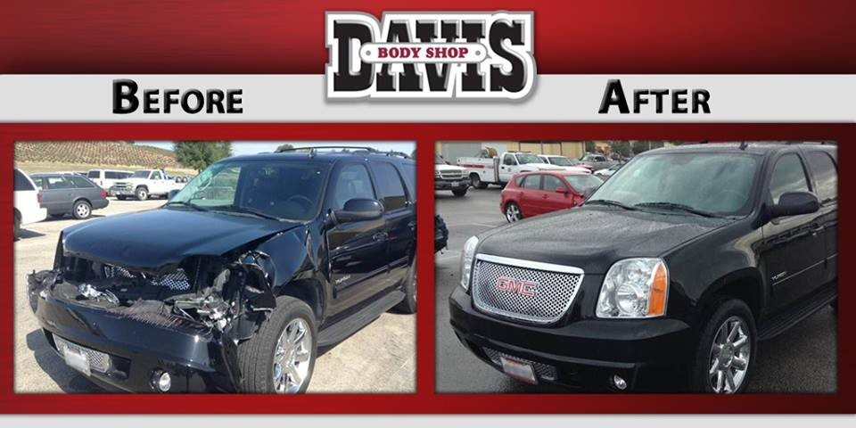 Davis Body Shop - Here to give you the best in autobody repair.
