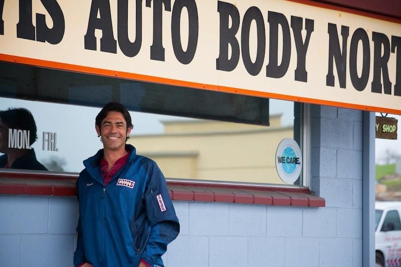 Davis Body Shop - North- Paso Robles, Ca State of the Art Collision  Repair Facility.
