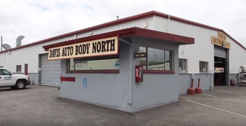 Davis Auto Body - North- Paso Robles, Ca State of the Art Collision  Repair Facility.