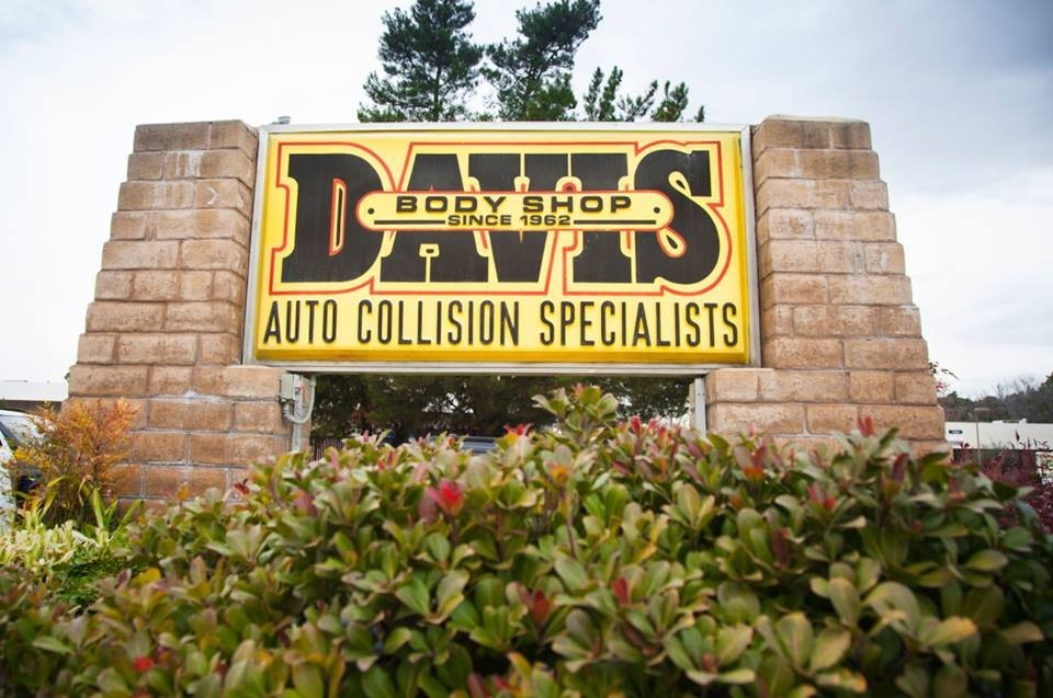 Davis Body Shop - South - Atascadero CA. 