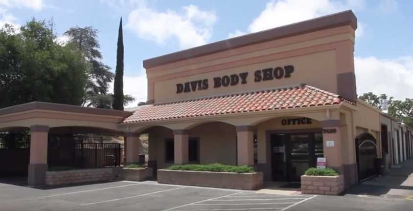 Davis Body Shop - South Atascadero CA. 