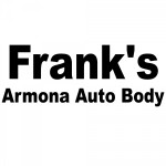Frank's Armona Auto Body Armona CA 93202 Logo. Frank's Armona Auto Body Auto body and paint. Armona CA collision repair, body shop.
