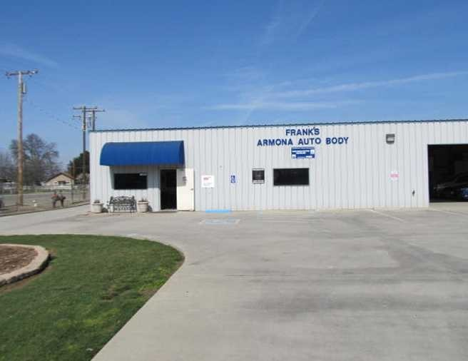 We are a state of the art Collision Repair Facility waiting to serve you, located at Armona, CA, 93202.