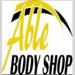 Able Body Shop - Midtown Anchorage AK 99518 Logo. Able Body Shop - Midtown Auto body and paint. Anchorage AK collision repair, body shop.