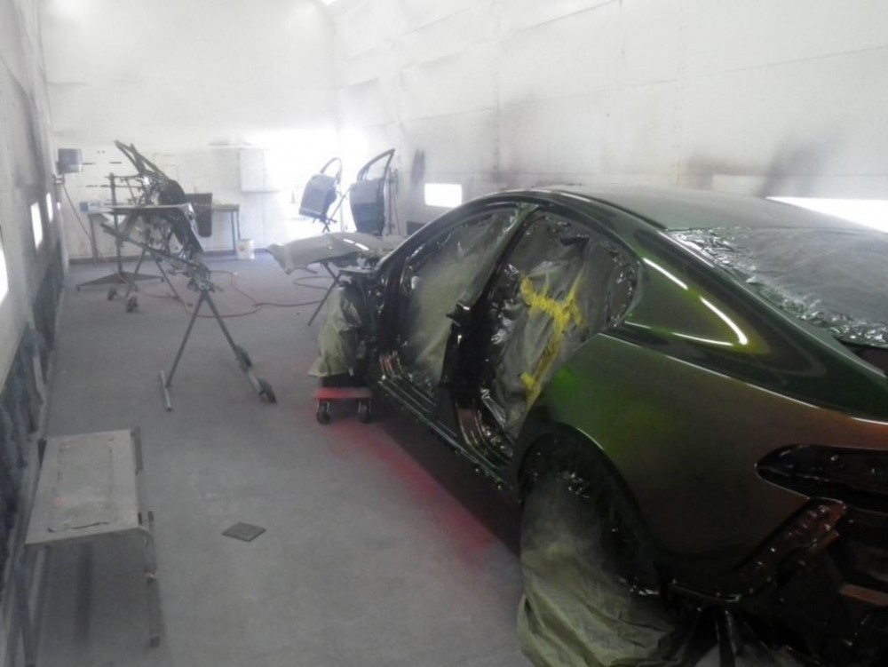 Professional preparation for a high quality finish starts with a skilled prep technician.  At Gold Coast Collision #2, in Santa Maria, CA, 93454, our preparation technicians have sensitive hands and trained eyes to detect any defects prior to the final refinishing process.