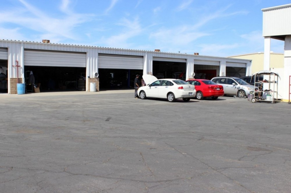 We are a state of the art Collision Repair Facility waiting to serve you, located at [Santa Maria, CA, 93454