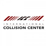 International Collision Center Rockville MD 20850 Logo. International Collision Center Auto body and paint. Rockville MD collision repair, body shop.