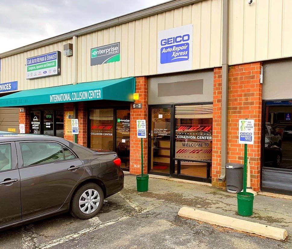 Reviews, International Collision Center Germantown