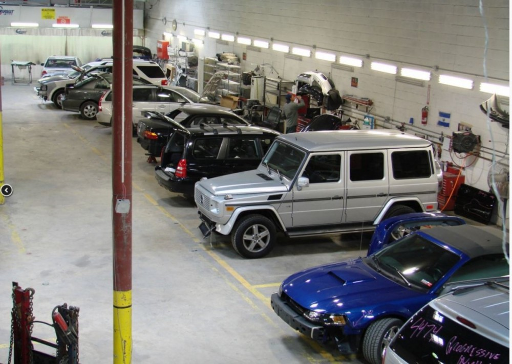 We are a state of the art Collision Repair Facility waiting to serve you, located at [Rockville, MD, 20850