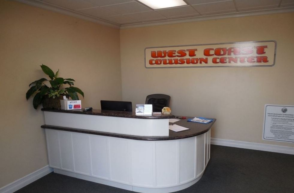 Our body shop's business office located at Riverside, CA, 92509 is staffed with friendly and experienced personnel.