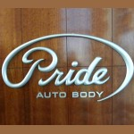 Pride Auto Body - Valencia Valencia CA 91355 Logo. Pride Auto Body - Valencia Auto body and paint. Valencia CA collision repair, body shop.