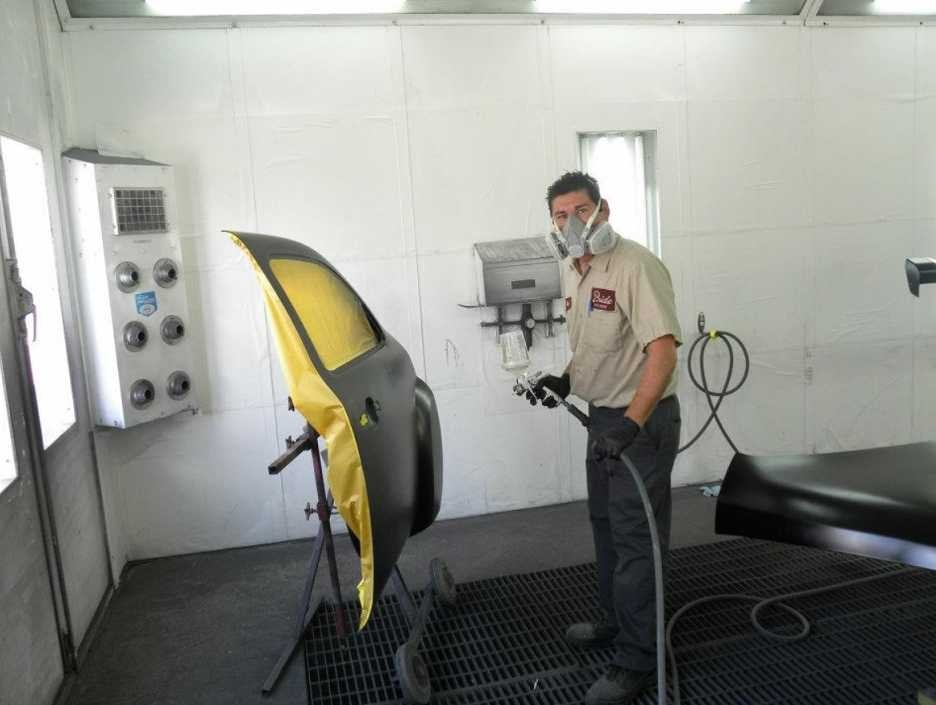 Pride Auto Body - Valencia