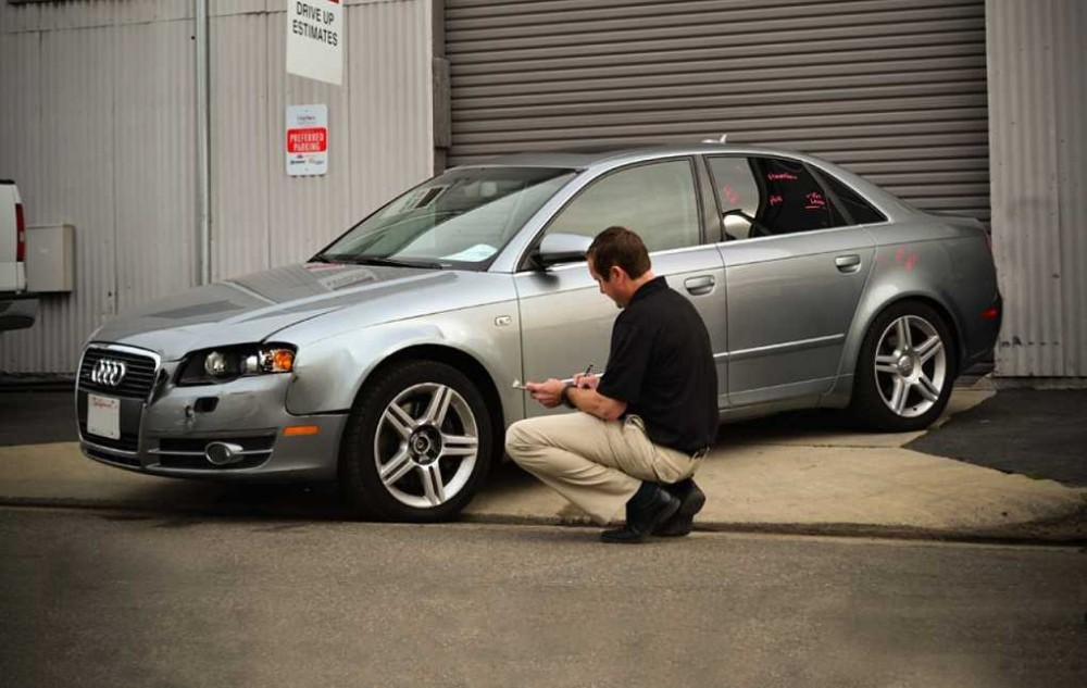 During the course of a collision repair many re-inspections are done, but the final quality control inspection is done a trained specialist.  At Burnside Body Shop, in Modesto, CA, 95351, we take pride in perfecting this process of the collision repair.