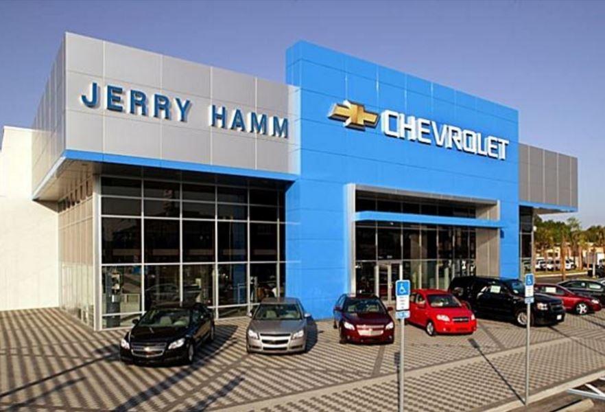 Car Dealerships In Jacksonville Fl >> Photos Jerry Hamm Chevrolet Collision Center Jacksonville Fl