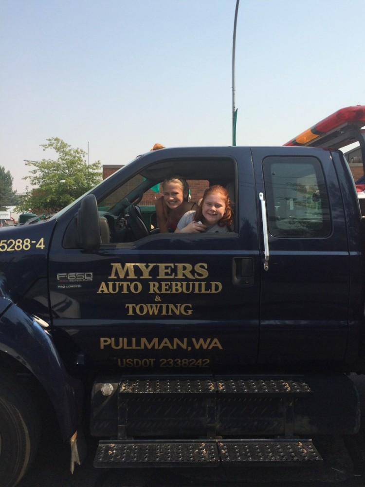 Friendly faces and experienced staff members at Myers Auto Rebuild & Towing, in Pullman, WA, 99163, are always here to assist you with your collision repair needs.