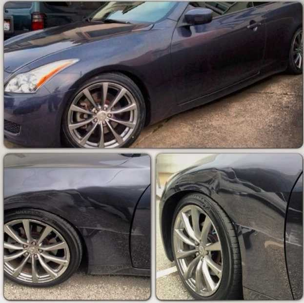 At Charles Henry Company, we are proud to post before and after collision repair photos for our guests to view.