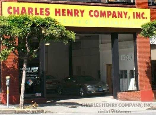 Our body shop's business office located at San Francisco, CA, 94109 is staffed with friendly and experienced personnel.