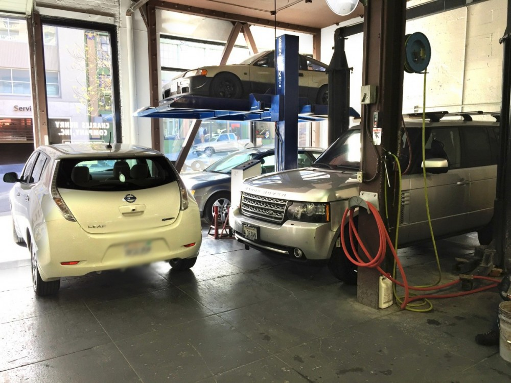 Every repaired vehicle gets a wash and a collision related detail.  At Charles Henry Company, giving our guest back a clean vehicle is an absolute.