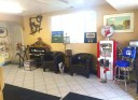 The waiting area at our body shop, located at Ogden, UT, 84401-3218 is a comfortable and inviting place for our guests.