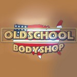 Old School Body Shop Ogden UT 84401-3218 Logo. Old School Body Shop Auto body and paint. Ogden UT collision repair, body shop.