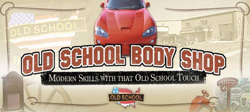 Old School Body Shop, Ogden, UT, 84401-3218