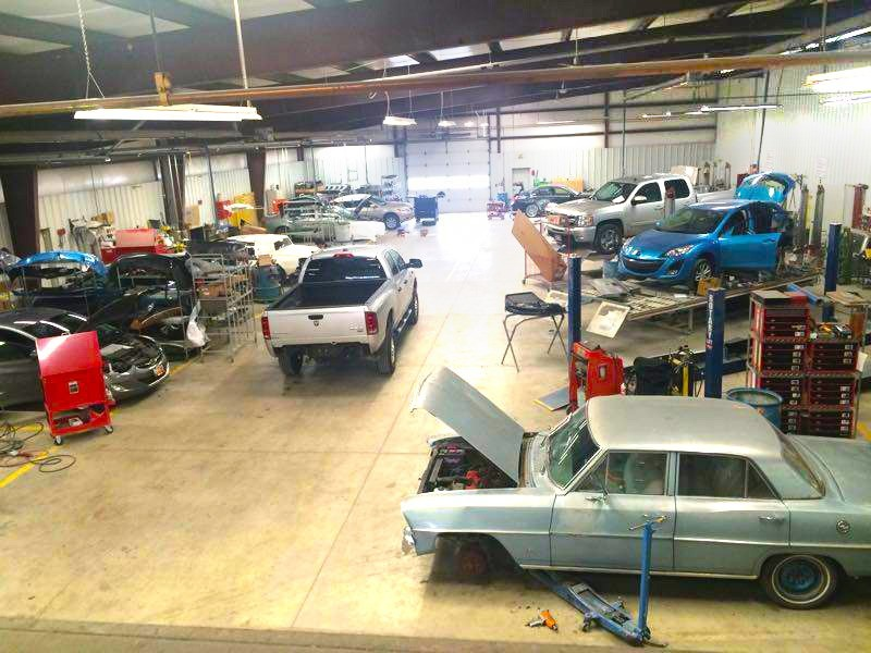 We are a high volume, high quality, Collision Repair Facility located at Ogden, UT, 84401-3218. We are a professional Collision Repair Facility, repairing all makes and models.