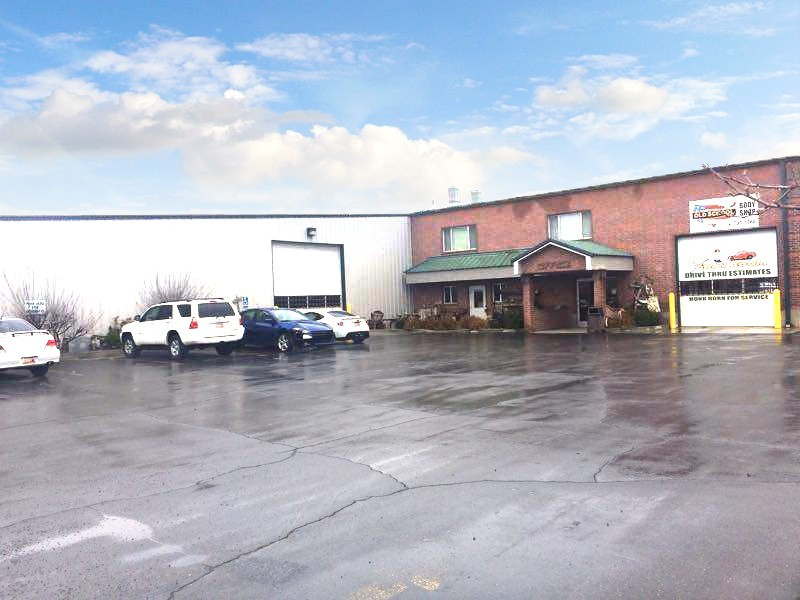 We are Centrally Located at Ogden, UT, 84401-3218 for our guest's convenience and are ready to assist you with your collision repair needs.