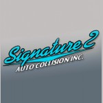 Signature 2 Auto Collision Hesperia CA 92345 Logo. Signature 2 Auto Collision Auto body and paint. Hesperia CA collision repair, body shop.