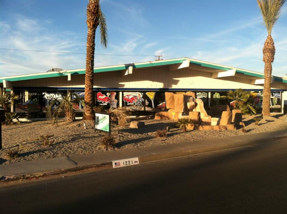 Signature Auto Collision 1221 W. Main St. Barstow, CA 92310    Collision Repair Services.     Ample Parking With easy Access..