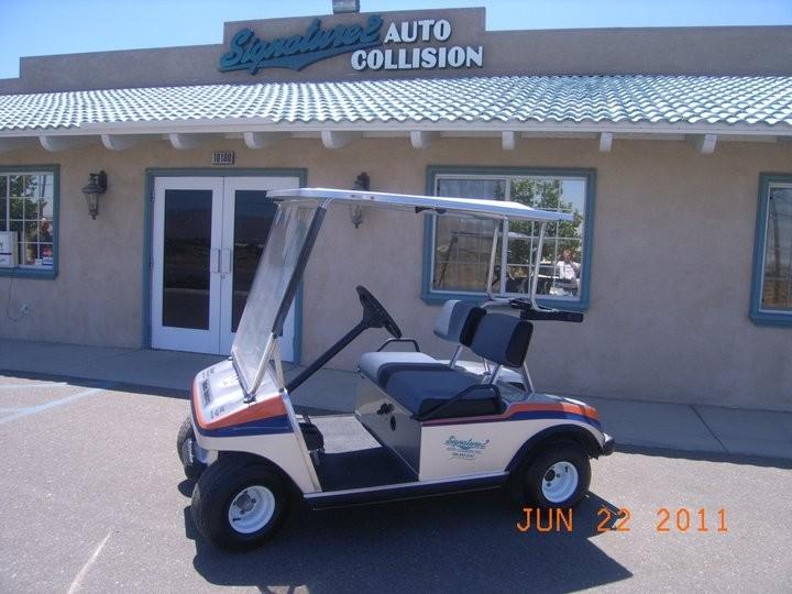 Signature 2 Auto Collision 10180 E Ave Hesperia, CA 92345   Excellent Collision Repairs.
