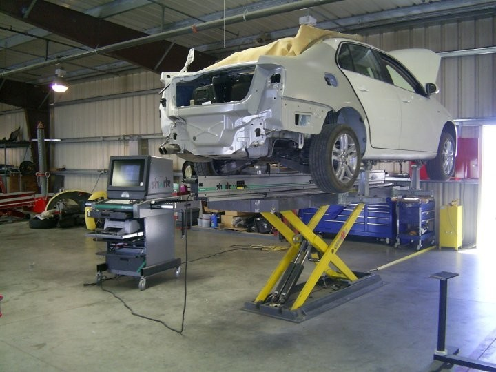 Signature 2 Auto Collision