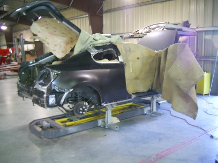 Signature 2 Auto Collision 10180 E Ave  Hesperia, CA 92345  Structure Repairs and Sheet Metal Alignment is Essential For a Quality Collision Repair.