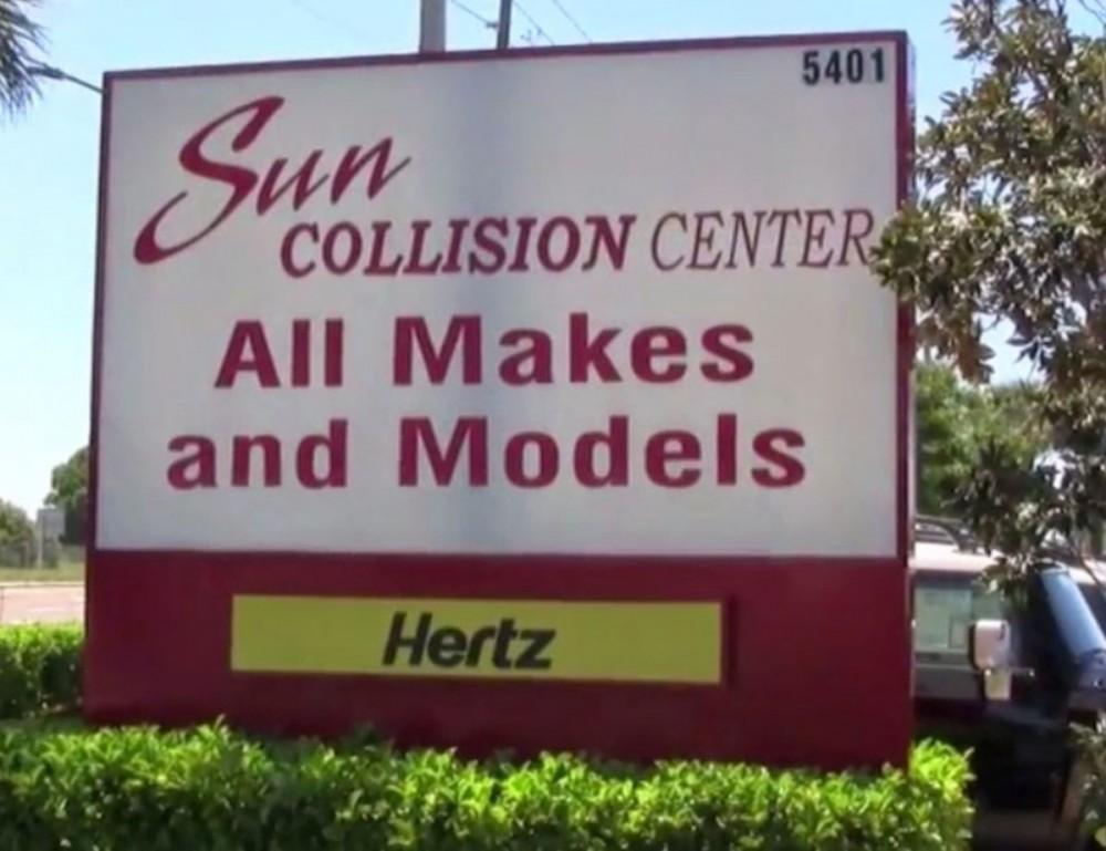 Sun Collision Center, New Port Richey, FL, 34652