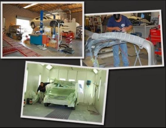We are a state of the art Collision Repair Facility waiting to serve you, located at [Salinas, CA, 93901-3746