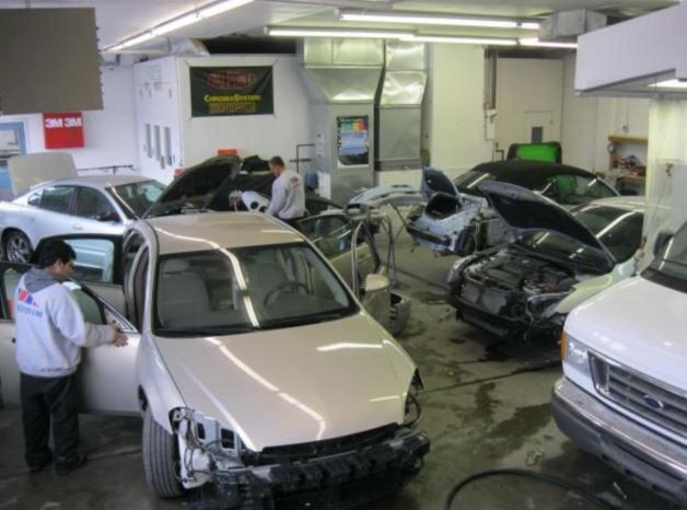 We are a state of the art Collision Repair Facility waiting to serve you, located at [West Valley City, UT, 84119