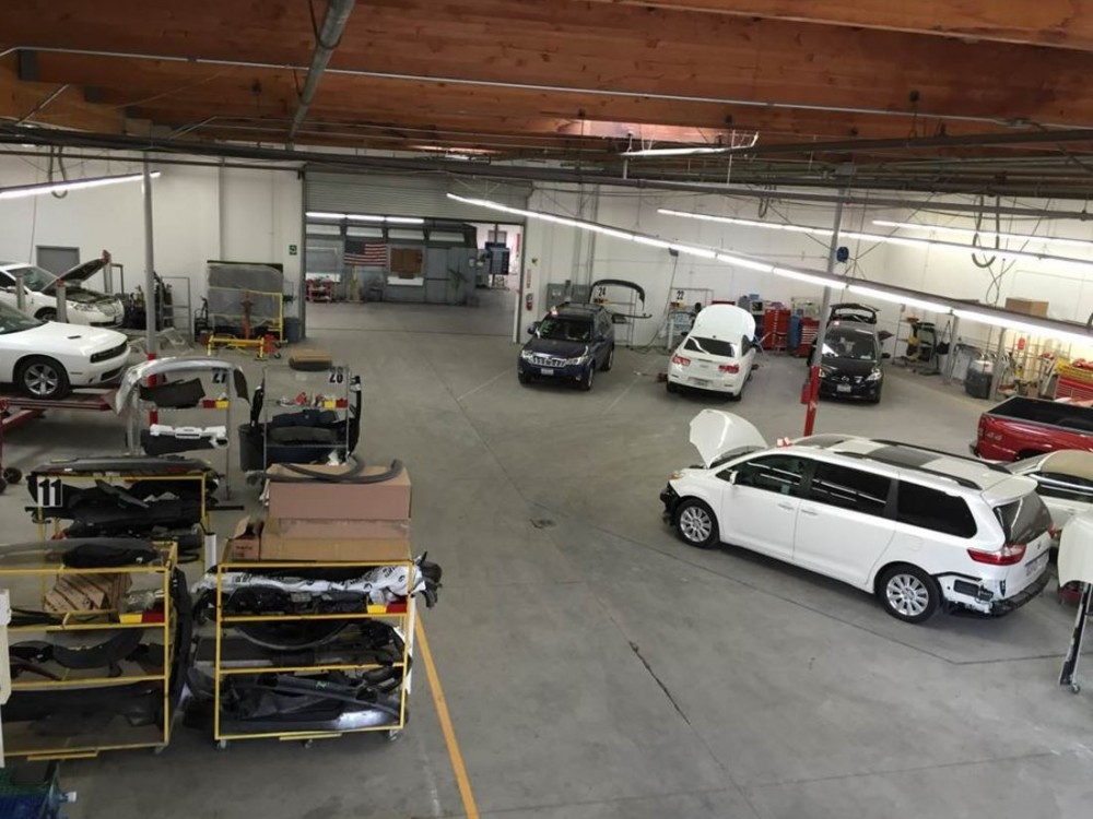 Gosch Collision Center at Ford - At Hemet, we're conveniently located at CA, 92543, and are ready to help you today!