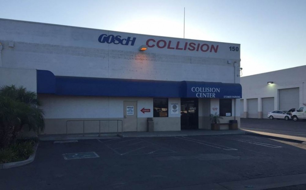 Gosch Collision Center at Ford - Hemet, CA, 92543, we have certified paint technicians trained to color match your vehicle to the existing finish.