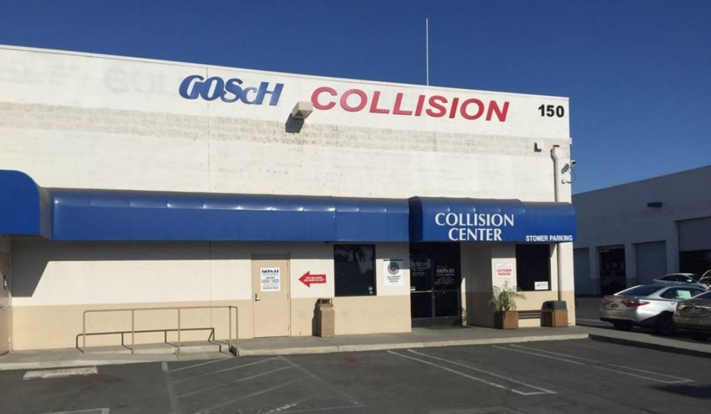 Gosch Collision Center at Ford - We are Centrally Located at Hemet, CA, 92543 for our guest's convenience and are ready to assist you with your collision repair needs.