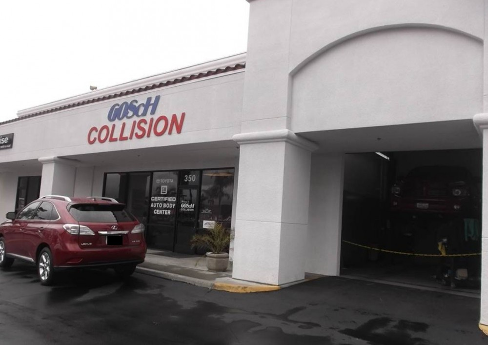 Gosch Collsion - We are Centrally Located at Hemet, CA, 92545 for our guest's convenience and are ready to assist you with your collision repair needs.