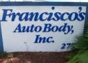 Francisco's Auto Body, Inc, Melbourne, FL, 32940