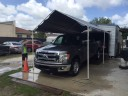 Every repaired vehicle at Francisco's Auto Body, Inc, gets a wash and collision related detail.  A skilled detailing technician can perform miracles and that is exactly what you will receive at Melbourne, FL, 32940
