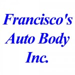 Francisco's Auto Body, Inc Melbourne FL 32940 Logo. Francisco's Auto Body, Inc Auto body and paint. Melbourne FL collision repair, body shop.