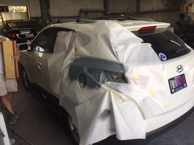 Professional preparation for a high quality finish starts with a skilled prep technician.  At Francisco's Auto Body, Inc, in Melbourne, FL, 32940, our preparation technicians have sensitive hands and trained eyes to detect any defects prior to the final refinishing process.