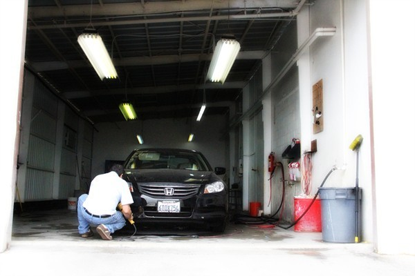 Pacific Elite Collision Centers- El Segundo Professional Detail Center