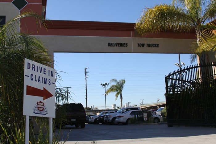 Pacific Elite Collision Centers- Downey Formerly Firestone Autobody Farmers Approved Center