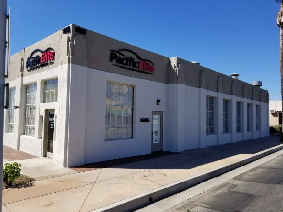Pacific Elite Collision Center Santa Ana - We are centrally located at CA, 92707 for our guest's convenience and are ready to assist you with your collision repair needs.