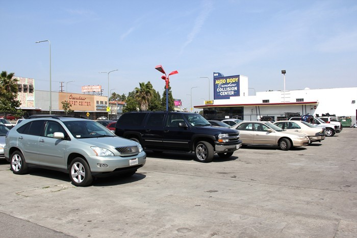 Pacific Elite Collision Centers- Los Angeles All Makes and Models