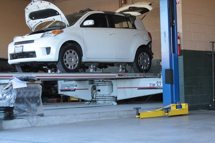 Pacific Elite Collision Centers- Downey Formerly Firestone Autobody Frame Collision Repair Specialists