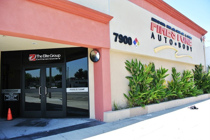 Pacific Elite Collision Centers- Downey Formerly Firestone Autobody Insurance Approved