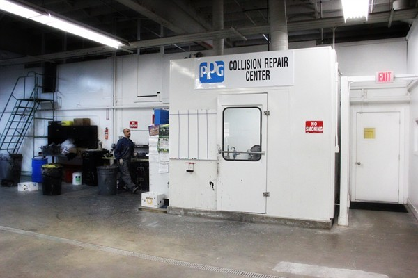 Pacific Elite Collision Centers- El Segundo PPG Automotive Paint Collision Repair Center